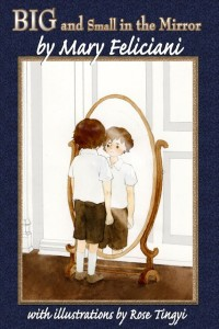 cover for Big and Small in the Mirror